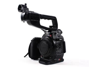 Rent: Canon Cinema EOS C100 EF