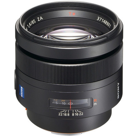 Carl Zeiss 85mm 1.4 for sony alpha