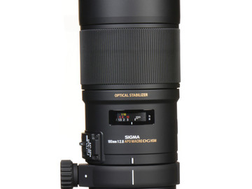 Rent: Sigma 180mm f/2.8 macro lens for canon