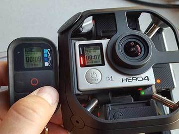 Rent: GoPro Omni (All Inclusive)
