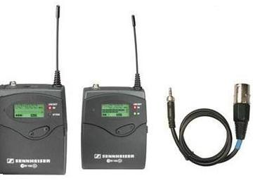 Rent: Sennheiser ew 100 ENG G2 Wireless Kit w/ Tram TR-50 Mic