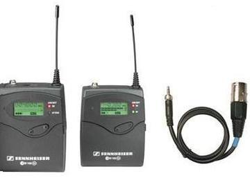 Sennheiser ew 100 ENG G2 Wireless Kit w/ Tram TR-50 Mic