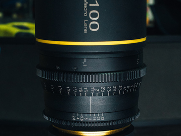 Rent: GL Optics Rehoused Tokina 100mm T3 Macro