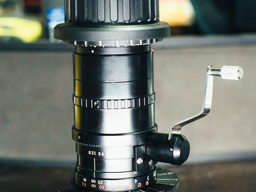 Rent: Angenieux 12-120mm T2.8 Zoom Lens 16mm