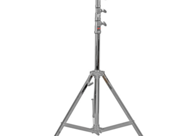 Rent: (2) Matthews Sky High Combo Steel Stands