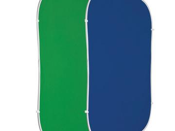 Rent: 5x7' Chroma Blue / Green