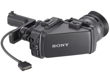 """Rent: Sony DVF-L350 3.5"""" color LCD Viewfinder"""