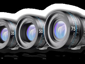 Rent: Schneider Xenon FF Prime Lens Set