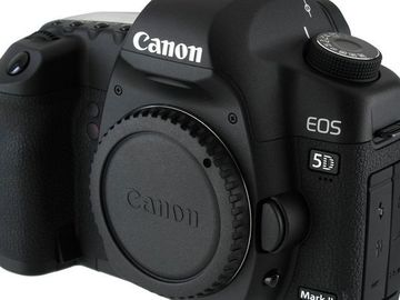 Canon EOS 5D Mark II, Body Only