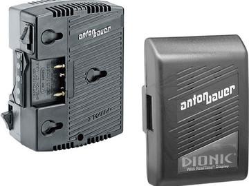 Rent: Anton Bauer DIONIC-HC Lithium-Ion Battery