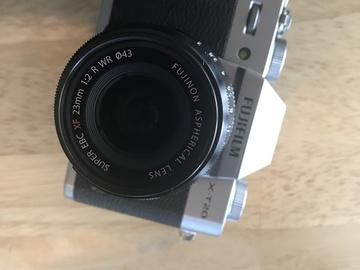 Rent: Fuji xt20 with lenses
