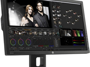 "Rent: HP Promo DreamColor Z27x 27"" 16:9 LCD Monitor"