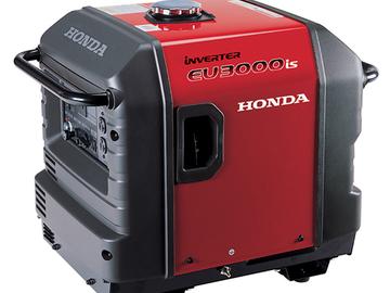 Rent: Honda 3K Generator