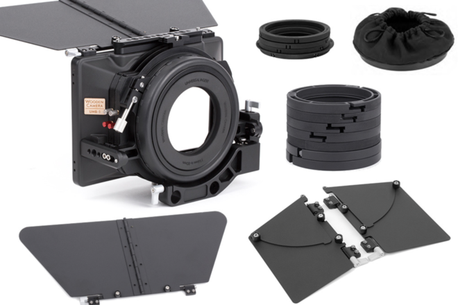 Wooden Camera UMB-1 4x5.6 Universal Mattebox Package