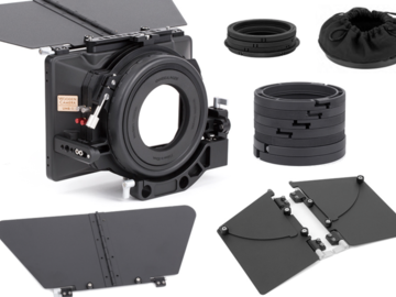 Rent: Wooden Camera UMB-1 4x5.6 Universal Mattebox Package