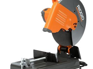 Rent: Rigid Chop Saw