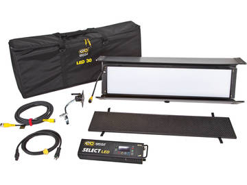 Rent: Kino Flo Select 30 DMX Kit with Soft Case