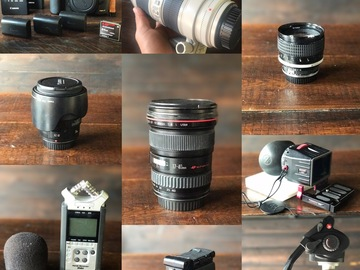 Rent: Canon EOS 5D Mark III Indie Film Package