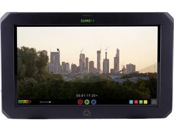 "Rent: ATOMOS SUMO 19"" 4K DIRECTORS MONITOR / RECORDER + 2 x SSD's"