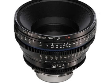 Rent:  Zeiss CP.2 50mm T1.5 EF