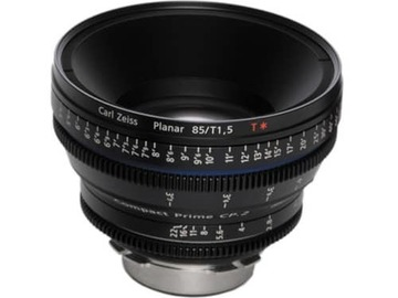 Rent:  Zeiss CP.2 85mm T1.5 EF