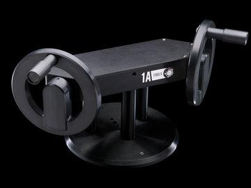 Rent: Alpha Wheels w/ XR Module - Gimbal Hand Wheel System