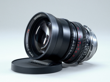 Rent: Zeiss Standard Speed 135mm T2.1