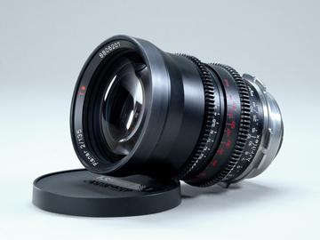 Rent: Zeiss Standard Speed 135mm T2.1