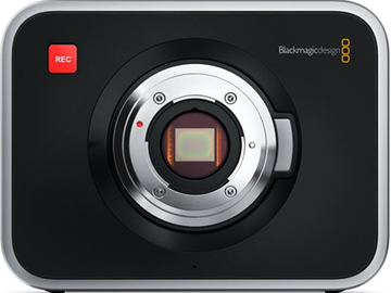 Rent: Blackmagic Cinema Camera (EF Mount)