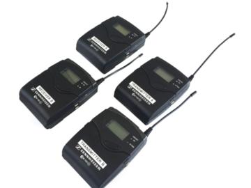 Rent: 2x Sennheiser ew 100 ENG G3 Wireless Kit