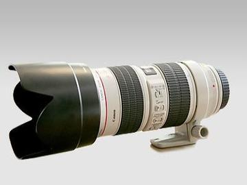 Rent: Canon EF 70-200mm f/2.8 L IS USM (2 Available)