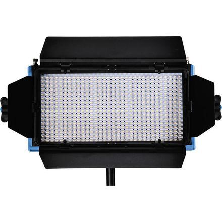 Two Dracast LED500 Pro Bi-Color LED Light Kit + 2 Batteries