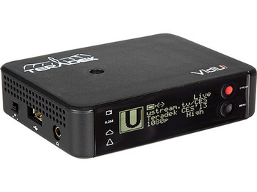 Teradek VidiU On-Camera Wireless Streaming Video Encoder