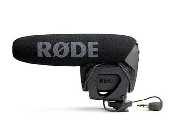 Rent: Rode Microphones VideoMic Pro Compact Shotgun Microphone