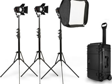 Rent: Fiilex 3-Light P360 LED Kit
