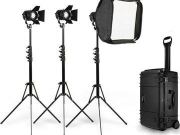 Fiilex 3-Light P360 LED Light Kit