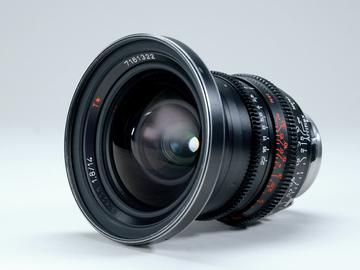 Rent: Zeiss Standard Speed 14mm T2