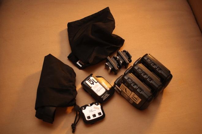 4x PocketWizard FlexTT5 Transceiver +  MiniTT1 Transmitter C