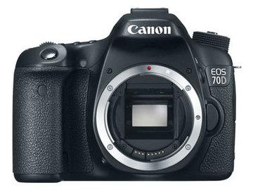 Rent: Canon EOS 70D Body