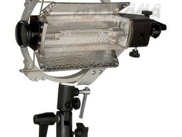 Rent: Lowel Tota-light 750W Kit