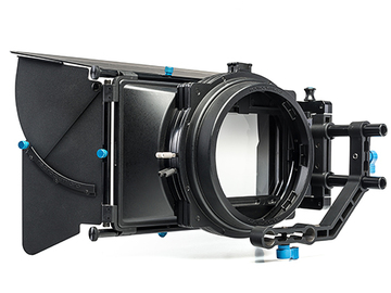 Rent: Redrock Micro microMatteBox Deluxe (w/ Tiffen UV Filter)