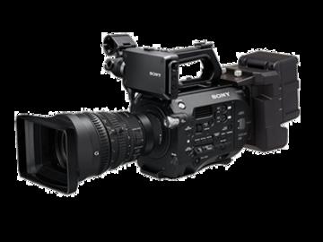 Rent: Sony FS7 XDCAM