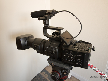 Sony 4K ready with lenses