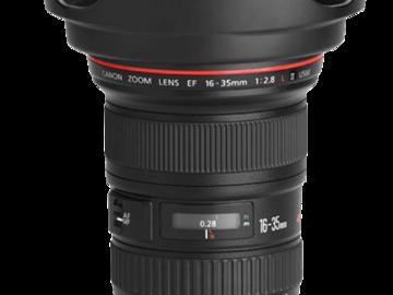 Rent: Canon 16-35mm 2.8 Zoom