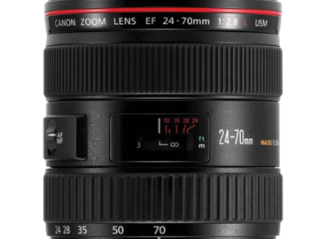 Rent: Canon 24-70mm 2.8 Zoom