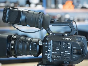 Rent: PXWFS7 Basic Kit w/ 18-110 Lens
