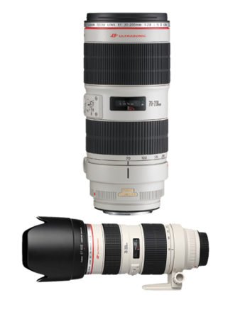Canon 70-200mm 2.8 Zoom