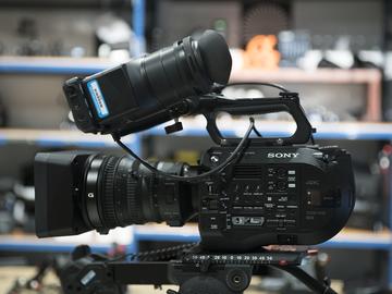 Rent: PXW-FS7 II Basic Kit w/18-110 Lens