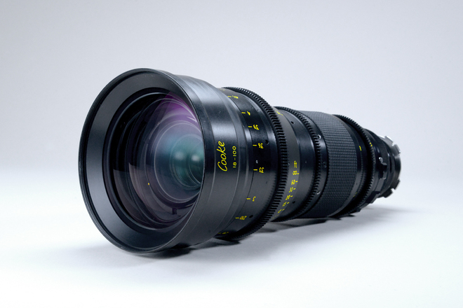 Cooke 18-100mm T3 PL or EF - 1 of 2