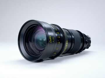 Rent: Cooke 18-100mm T3 PL or EF - 1 of 2